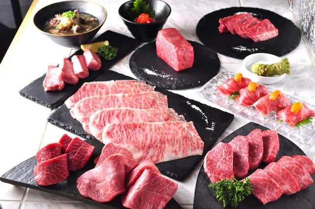 田町で人気の焼肉店 焼肉ZENIBA メス牛使用の黒毛和牛とワインを楽しむ新年会